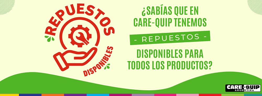 REPUESTOS DISPONIBLES PARA TODOS NUESTROS PRODUCTOS !!!